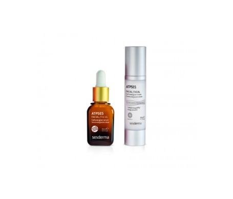 Sesderma Pack Atpses energising cream + energising serum