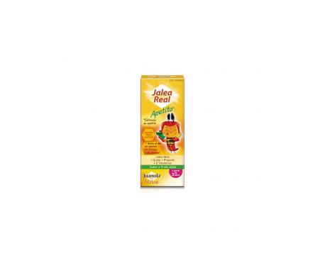 Juanola® jalea real apetito niños 150ml