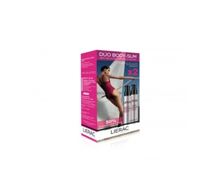 Lierac Pack Body-Slim concentrado multi-acciones