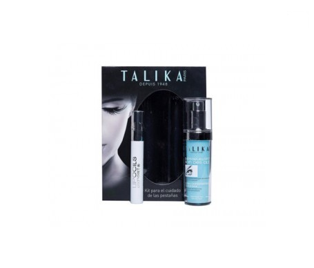 Talika Kit Pestañas Lash Conditioning Cleanser desmaquillante