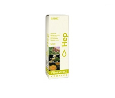 Fitoextract Complex Hep 50ml