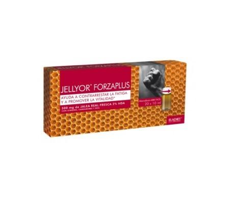 Jellyor forzaplus 20 viales