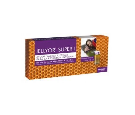 Jellyor super I 20 viales