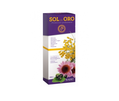Sol de Oro Plus 250ml