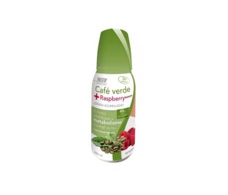 Triestop café verde + raspberry 250ml