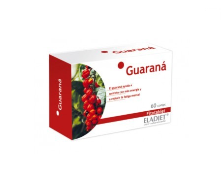 Fitotablet Guarana 60comp