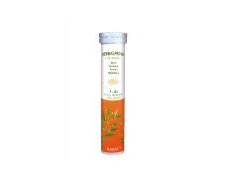 Herbasprina efervescente 20comp