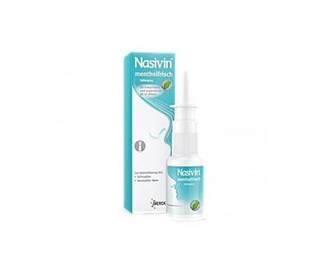 Nasivin mentol fresh solución nasal 20ml