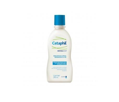 Cetaphil® Restoraderm limpiador 295ml