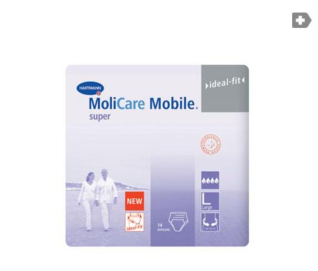 MoliCare Mobile Super talla grande 14uds