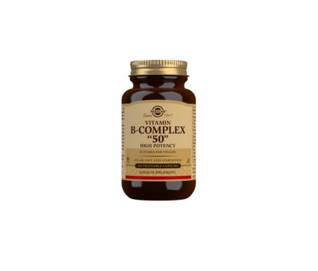 "Solgar Vitamina B-complex ""50"" 100cáps"