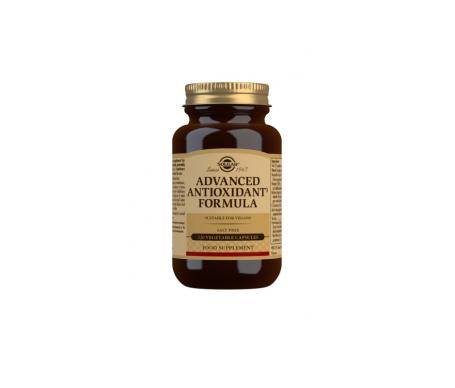 Solgar Fórmula Antioxidante Avanzada 120cáps