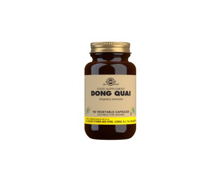 Solgar Dong Quai 100cáps