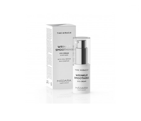 Mádara contorno de ojos Wrinkle Smoothing Eye Cream 15ml