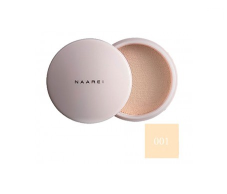 Naarei natural loose powder 001 8g