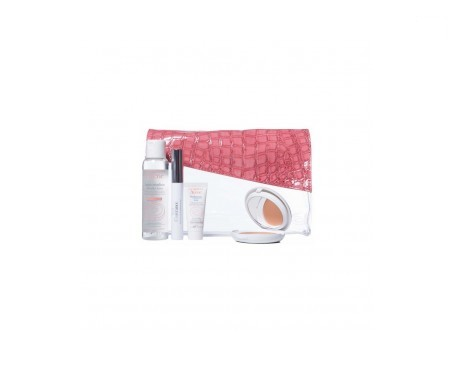 Avène My Couvrance Bag for dry skin sand tone