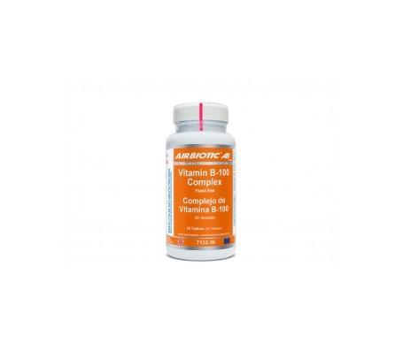 Airbiotic® AB vitamina B-100 complex 30 tabletas