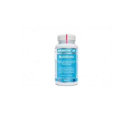 Airbiotic™ AB multibiotic 30caps