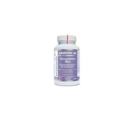 Airbiotic® AB glucosamine max 90 tabletas