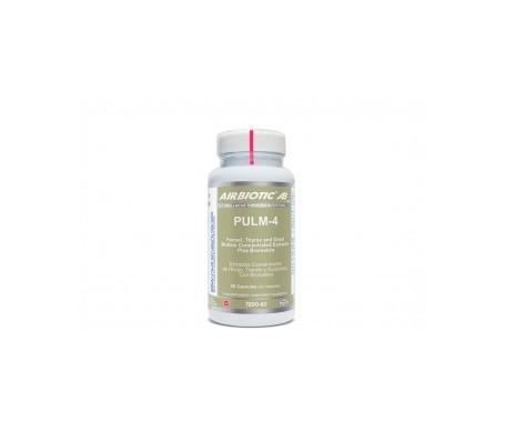 Airbiotic® AB Pulm-4 60cáps