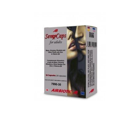 Airbiotic® AB Sense Caps 30cáps