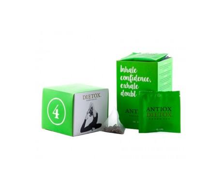 Dietox Antiox Green Tea infusión 20uds