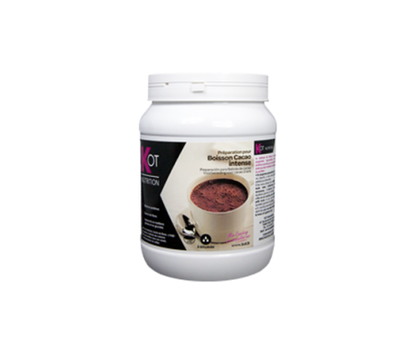 KOT preparación para bebida de cacao intenso 400g