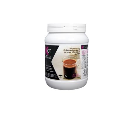KOT bote bebida Kotquick aroma chocolate con leche 400g