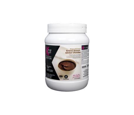 KOT preparación crema aroma chocolate 400g