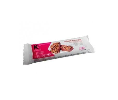 KOT sustitutivo de una comida barrita sabor cacahuete & chocolate 1ud