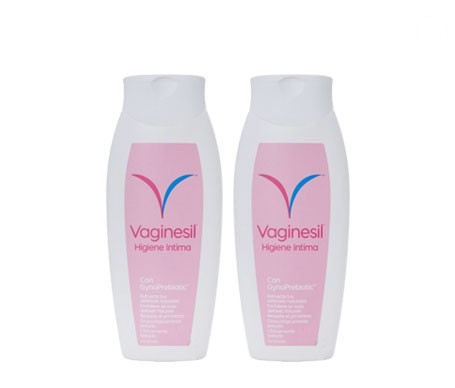 Vaginesil Higiene Íntima GynoPrebiotic 250ml+250ml