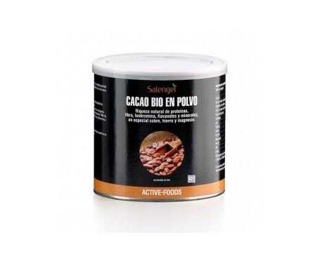 Active Foods cacao BIO en polvo 250g