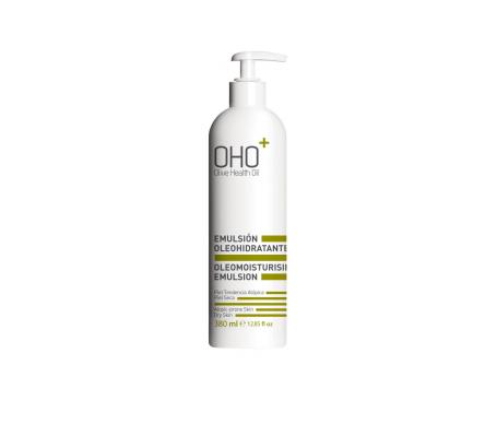 OHO emulsión oleohidratante piel atópica 400ml