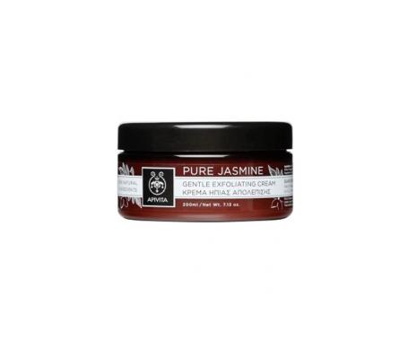 Apivita Pure Jasmine crema exfoliante suave 200ml