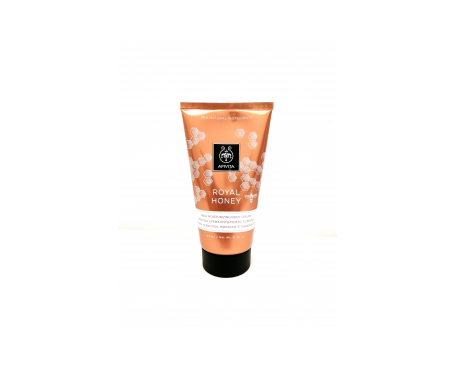 Apivita Royal Honey crema corporal hidratante 200ml