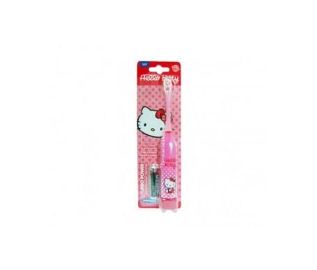 Smileguard cepillo eléctrico infantil Hello Kitty 1ud