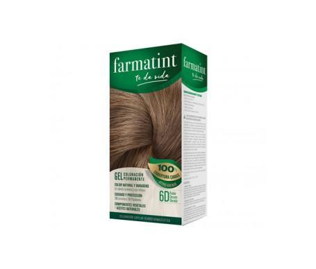 Farmatint 6D oro biondo scuro 150ml + 150ml