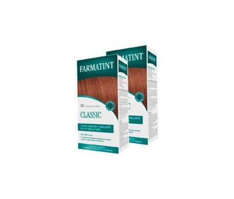 Farmatint 5R rame marrone chiaro 150ml+150ml