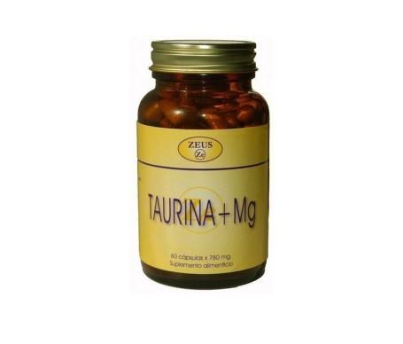 Zeus Taurina+mg 60cáps