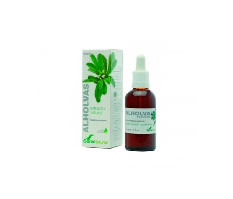 Soria Natural extracto de alholvas 50ml