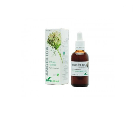 Soria Natural extracto de angelica 50ml