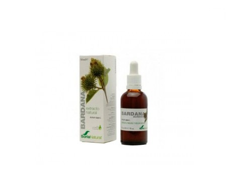 Soria Natural Bardana Extracto 50ml