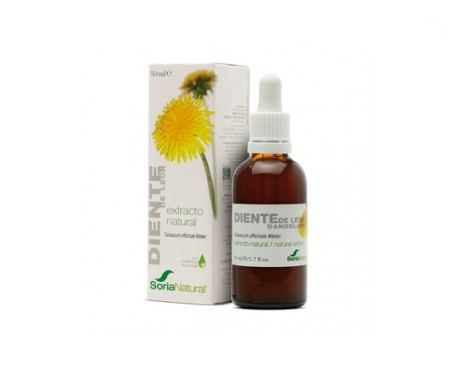 Soria Natural Diente de León Extracto 50ml