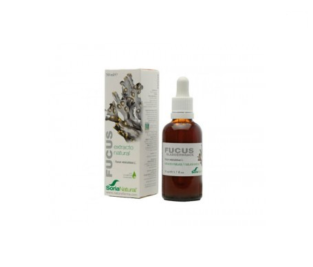 Soria Natural Extracto De Fucus 50ml