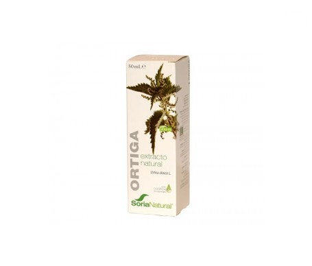Soria Natural Ortiga Verde Extracto 50ml