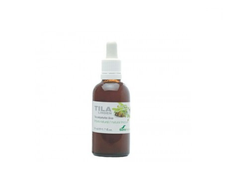 Soria Natural extracto de tila 50ml