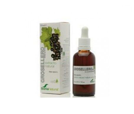Soria Natural extracto de grosellero negro 50ml