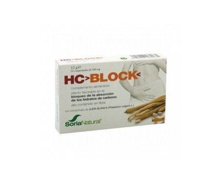 Soria Natural Hc Block 24comp