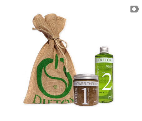 Dietox pack Shower Therapy