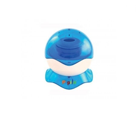 Pipila esterilizador de chupetes azul 1ud
